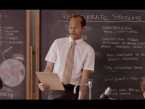 """An image from Key and Peele's """"Substitute Teacher"""" skit"""