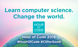 #CSforGood – Hour of Code 2019 – Middle School Edition